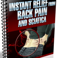 free back pain relief ebook image